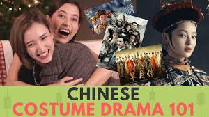 Skritter's Guide to <b>Chinese Costume Drama</b> - YouTube