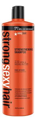 <b>Шампунь для прочности волос</b> Strong Color Safe Strengthening ...