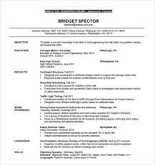 civil engineer resume templates   download free documents in    civil engineer resume example