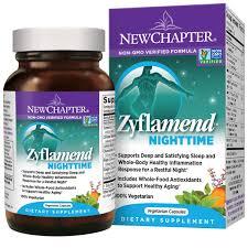 New Chapter - <b>Zyflamend</b>® <b>Nighttime</b> - <b>60vc</b>