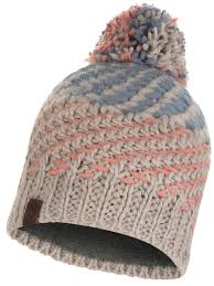 <b>Шапка Buff KNITTED</b> & POLAR HAT NELLA MULTI <b>Buff</b> 6819355 в ...