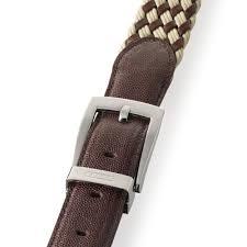 <b>00599 dalvey</b> (Шотландия) | Плетеный кожаный <b>ремень Dalvey</b> ...