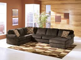 sectional living room chocolate media image vista chocolate sectional living room set