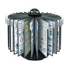 Демо-<b>система ProMega</b> office <b>настольная</b>, карусель, 30 панелей ...