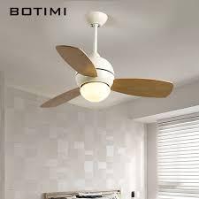 BOTIMI <b>European</b> Style Ceiling Fan Ventilador <b>De Techo</b> Simple ...