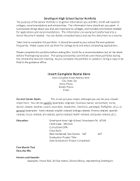 college senior resumes template college senior resumes