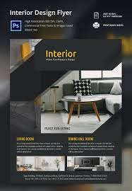 interior design flyer template 25 psd ai vector eps interior design flyer template
