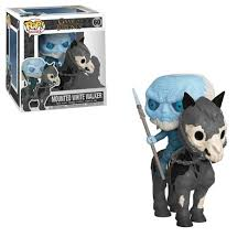 <b>Funko POP! Rides</b>: <b>Game</b> Of Thrones - White Walker On Horse : Target