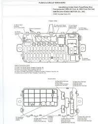 1993 accord ex 4dr under dash fuse diagram honda tech thanks in advance