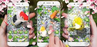 Lively Koi Fish <b>3D</b> Theme - Apps on Google Play