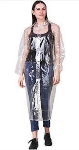 Vastra Lok Men/<b>Women Portable</b> Reusable Hooded <b>Transparent</b> ...