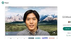 Coming to Google Meet: <b>Customizable</b> backgrounds, Nest ...