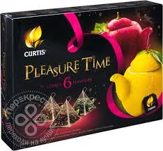 Купить Подарочный набор <b>Curtis</b> Pleasure Time <b>Ассорти</b> 30 пак с ...