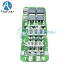3S <b>4</b>/<b>5</b>/20/25/30A <b>18650</b> Li-ion Lithium <b>Battery</b> Charger PCB BMS ...