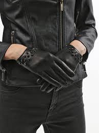 <b>Перчатки</b> Кожаные <b>перчатки</b> на кнопке - НХМТ