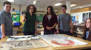 what this teacher expects from the research teachers conference  social studies and art students created posters based on six most common us history and government