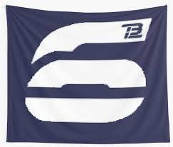 """""""Tom Brady <b>6</b> TB12 <b>Logo</b>"""" <b>Wall</b> Tapestry by aba5428   Redbubble"""