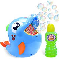 electric blowing bubble stick toy automatic magic stick machine children outdoor