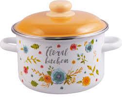 <b>Кастрюля Appetite</b> Floral kitchen, <b>4 л</b>