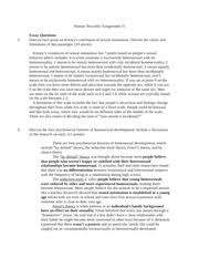 human sexuality    human sexuality assignment  essay questions  most popular documents for hed