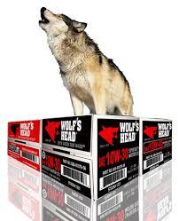<b>WOLF'S HEAD</b> Oil