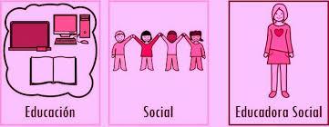 Resultado de imagen de educación social