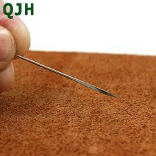 Online Shop <b>Leathercraft DIY Leather Triangular</b> Needles Leather ...