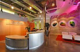 new office design coaxis new office design has become a creative high energy workspace design efforts ad agency surprising office