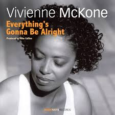 "Cover pic for Vivienne McKone song, ""Everything's Gonna Be Alright"". Cover design by Aurora Colson. 1. ""Everything Is Gonna Be Alright (Funky Sax Mix)"" - vivien-single-cover"