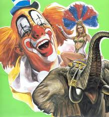 Resultado de imagen de El fabuloso mundo del circo