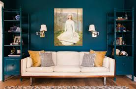 Teal Color Schemes For Living Rooms Blue Living Room Ideas