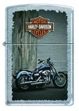<b>Зажигалка Zippo Harley</b>-<b>Davidson</b> Street Chrome <b>207 HARLEY</b> ...