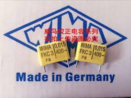 <b>2019 hot sale 10pcs/20pcs</b> WIMA capacitor FKC3 400V 0.015UF ...