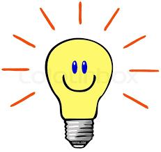 Image result for brilliant idea clipart