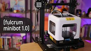 <b>Fulcrum Minibot 1.0</b>, 3D Education 3D printer review - YouTube