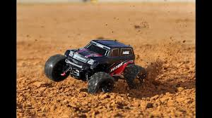 LaTrax Teton - <b>1/18</b> 4WD Monster Truck - YouTube