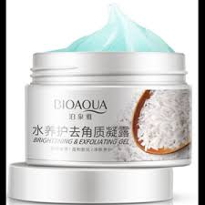 <b>Пилинг</b> для <b>лица</b> Bioaqua Brightening&Exfoliating Peeling Gel ...