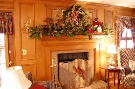 mantel decor for christmas  jpg