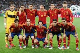 Nazionale di calcio della Spagna