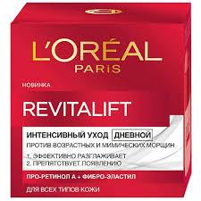 """L'ORÉAL PARIS Дневной антивозрастной <b>крем</b> """"Ревиталифт"""""""