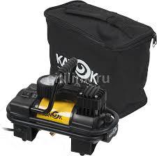 Купить Автомобильный <b>компрессор КАЧОК K90 LED</b> в интернет ...