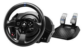 Buy <b>Thrustmaster T300RS</b> Steering Wheel for PS4 & PS3 | null | Argos