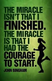 The Miracle Is That I Had the Courage to Start   Vision Quest ...
