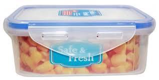 Купить <b>ТЕК</b>.А.<b>ТЕК Контейнер</b> пищевой SF2-<b>1</b> прозрачный/синий ...