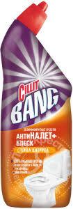 Купить <b>Средство</b> для <b>туалета Cillit</b> Bang <b>Антиналет</b> + <b>Блеск</b> Сила ...
