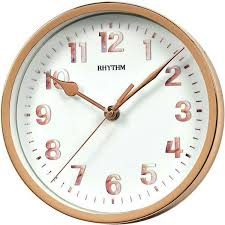 Кварцевые <b>часы Rhythm CMG532NR13</b> купить в интернет ...