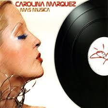 Carátula Frontal de <b>Carolina Marquez</b> - Mas Musica (Cd Single) - Carolina_Marquez-Mas_Musica_(CD_Single)-Frontal