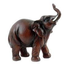 <b>Фигурка декоративная ArtHouse</b>, <b>Слон</b>, 16*7,5*15,5 см купить в ...