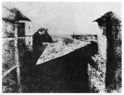 Prva fotografija - N. Niepce