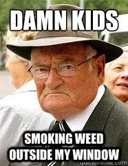 Angry Grandpa memes | quickmeme via Relatably.com